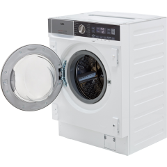 AEG L7WC8632BI Integrated 8 kg Washer Dryer