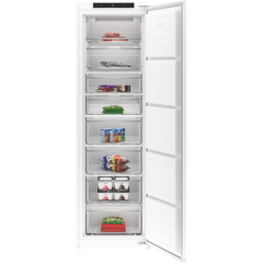 Blomberg FNT3454I 54Cm Integrated Frost Free Tall Freezer White A+ Energy Rated