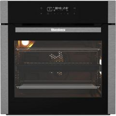 Blomberg OEN9480X built in Pyroclean Siingle Oven with a 5 year guarantee