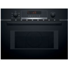 Bosch Serie 4 CMA583MB0B Built In Combination Microwave