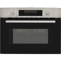 Bosch Serie 6 CMA585GS0B Built In Combination Microwave Oven, Stainless Steel