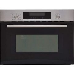 Bosch CMA585MS0B Serie 6 Built-in Combination Microwave Oven, Stainless Steel
