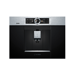 Bosch CTL636ES6 fully automatic built-in Coffee Machine
