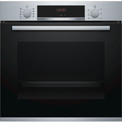 BOSCH Serie 4 HBS534BS0B Electric Oven - Stainless Steel