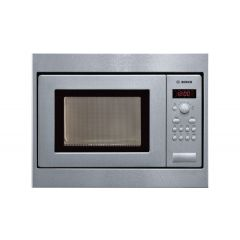 Bosch HMT75M551B Built-In Microwave 50cm Wide S/Steel