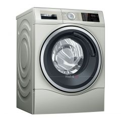BOSCH Serie 6 WDU28569GB 10 kg Washer Dryer - Silver - Energy rating: A