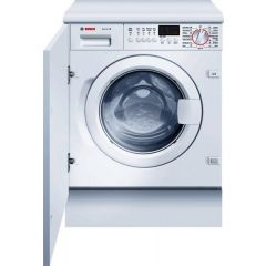 Bosch WIW28501GB Capacity 8kg, 1400rpm, Multiple programmes, 24hr Time delay, BLDC motor, Very Quiet