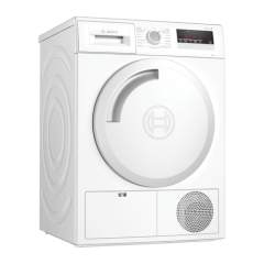 Bosch WTN83201GB 8Kg Condenser Tumble Dryer White