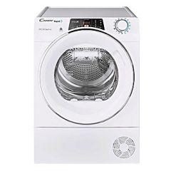 Candy CBD 475D1E/1 Integrated 7Kg / 5Kg Washer Dryer with 1400 rpm, White