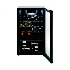 Candy CCV150BL 50cm Wine Cooler Black