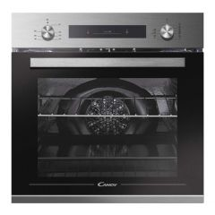 CANDY FCP602X E0E/E Electric Smart Oven, Stainless Steel & Black