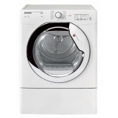 Hoover HLV8LCG 8kg Vented Tumble Dryer - White