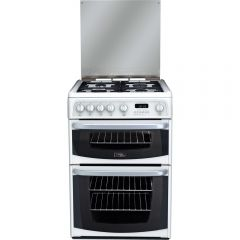 Cannon by Hotpoint CH60GCIW, 60cm Gas Cooker with Variable Gas Grill