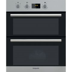 HOTPOINT Class 2 DU2 540 IX Electric Built-under Double Oven, Stainless Steel