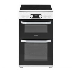 Hotpoint HD5V93CCW/UK 50cm Double Oven, Ceramic