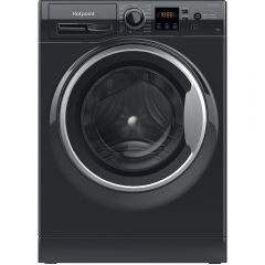 HOTPOINT Core NSWM 1043C BS UK N 10 kg 1400 Spin Washing Machine - Black