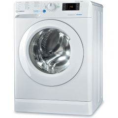 Indesit Innex BDE 861483X W UK N 8 kg Washer Dryer, White