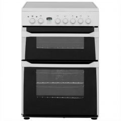 Indesit ID60C2(W) Double Oven, White