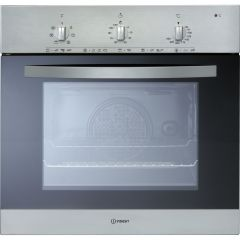 Indesit IFV 5Y0 IX Single Built In Electric Oven