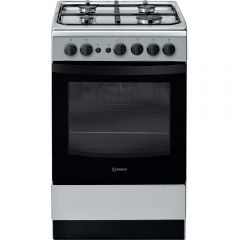 INDESIT IS5G1PMSS/UK 50 cm Gas Cooker