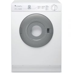Indesit NIS 41 V (UK) Freestanding Compact Vented 4kg Tumble Dryer, White