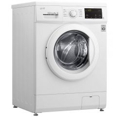 LG F4MT08WE 8kg 1400 Spin Washing Machine - White - A+++ Energy Rated