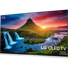 "LG OLED55E9PLA 55"" OLED TV- SMART - webOs - Freeview HD - Freesat HD - INFINITE - Black"