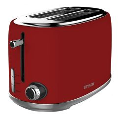Linsar KY865RED 2 Slice Toaster - Red