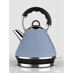 Linsar PK117BLUE Pyramid Kettle, Blue