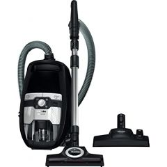 Miele Blizzard CX1 Cat and Dog Total Solution Vacuum Cleaner, Obsidian Black