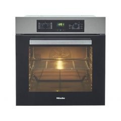 Miele H2265-1BP Built In Single Oven, Stainless Steel