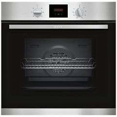Neff B1HCC0AN0B Built In Electric Single Oven Stainless 71Ltrs