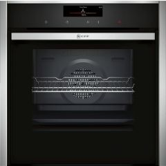 Neff B58CT68H0B Built-in Electric Single Oven