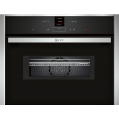 NEFF N70 C17MR02N0B Built-in Combination Microwave - Stainless Steel