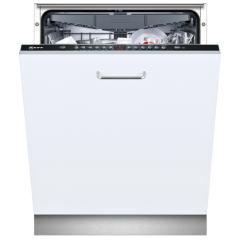 Neff S513N60X2G Built In Dishwasher - Stainless Steel