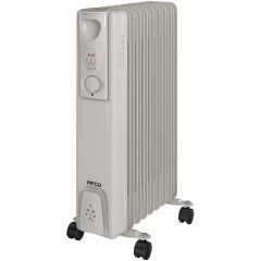 Pifco P43004Y 2000W Oil Filled Radiator