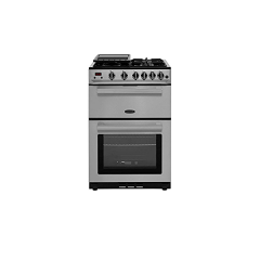 Rangemaster PROP60NGFSS/C Professional Plus 60 NG Stainless Steel with Chrome Trim
