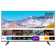 "Samsung UE55TU8000KXXU 55"" 4K UHD Smart TV - A Energy Rated"