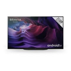 Sony KD48A9BU BRAVIA® 48` OLED 4K Ultra HD HDR Smart Android TV – Black - Energy Rating B