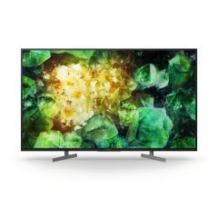 "Sony KD55XH8196BU 55"" 4K HDR LED Android TV - Energy ating A"
