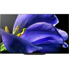 """Sony KD65AG9BU 65"""" 4K MASTER Series OLED UHD HDR SMART Android TV - Freeview HD - Black - B Rated"""