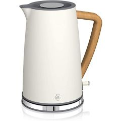 Swan SK14610WHTN 1.7L Nordic Cordless Kettle