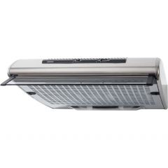 Zanussi ZHT611X Traditional Cooker Hood, Stainless Steel